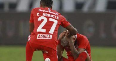 América empató con Gremio y se quedó sin Libertadores y Sudamericana