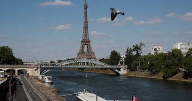 En Francia anunciaron que entran a cuarentena