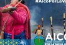 Indígenas nariñenses apoyan la Minga Indígena en Bogotá