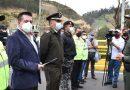 En Rumichaca se unió Policía de Colombia y Ecuador para contrarrestar la ilegalidad