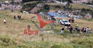 Invaden lotes en barrio de Pasto porque vieron la noticia en el Facebook