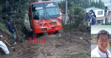En zona de Pasto iniciaron obras de pavimentación. Adecuan vías alternas