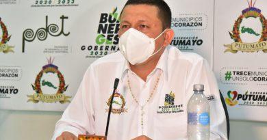 Por contrato de ambulancias judicializan a gobernador y funcionarios en Putumayo
