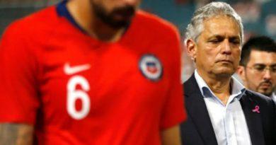 Rueda no será más técnico de Chile. Llegará a Colombia