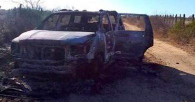 Hallan 19 cuerpos calcinados en zona de México