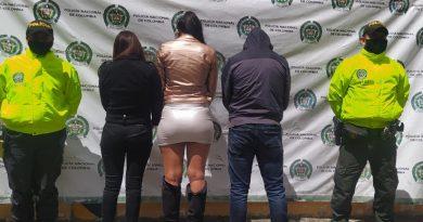 Investigadores desarticularon en Pasto a 'Los del Parque'
