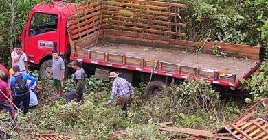 Accidente dejó un fallecido y heridos en San Lorenzo