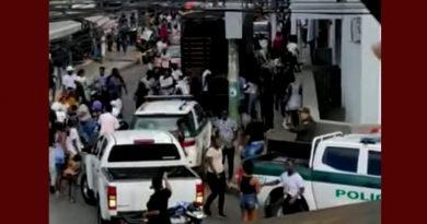 Asonadas en Tumaco dejan daños materiales y heridos
