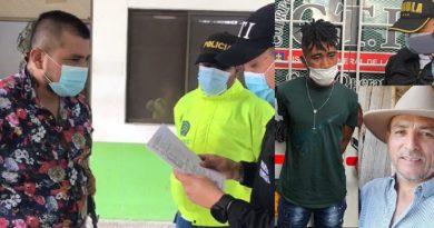 Caen presuntos responsables del crimen de líder social en Tumaco