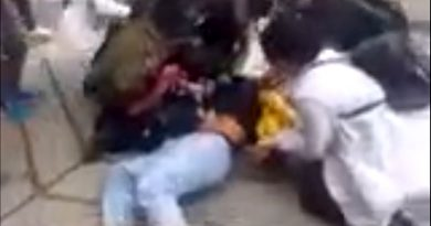Esmad deja varios manifestantes heridos en Pasto