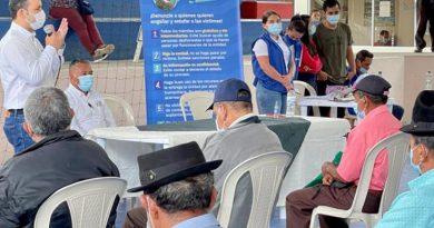 Adultos mayores y con discapacidad de Samaniego serán indemnizados